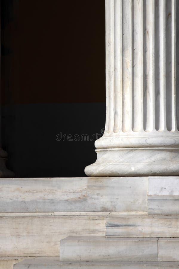 Colonna immagine stock libera da diritti