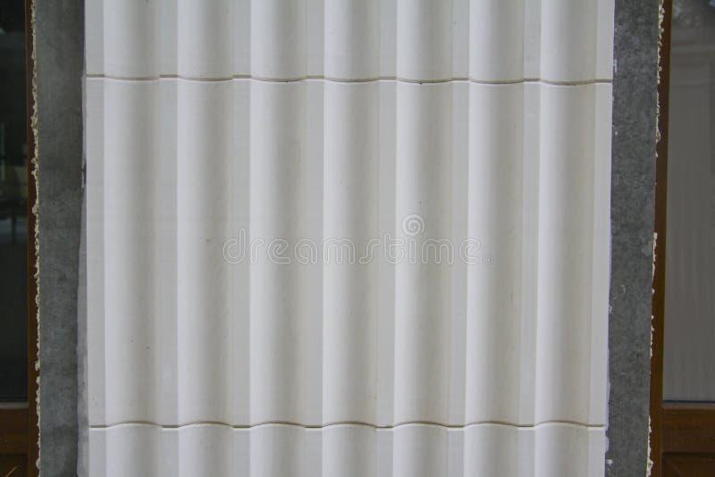 Colonna classica immagine stock