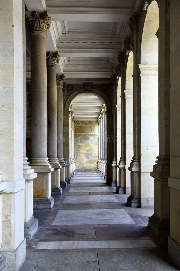 Download Colonnade stock image. Image of civilization, pillar - 11582697