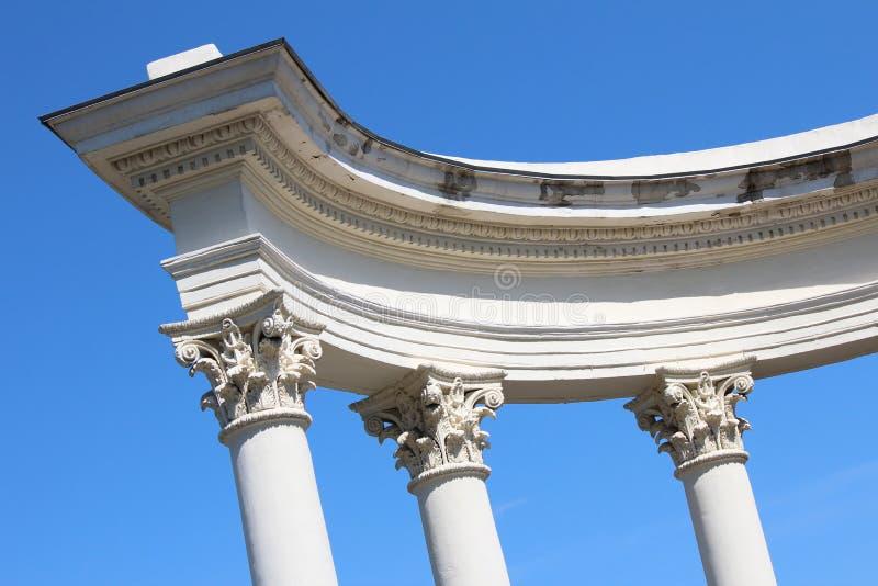 Colonnade image libre de droits