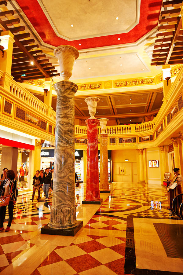 colonnades imagem de stock