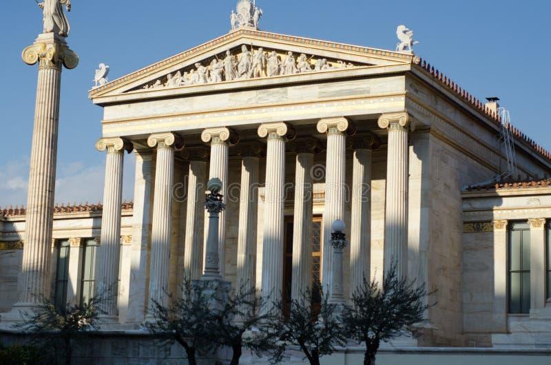 Download Colonnes D'académie D'Athènes Photo stock - Image du déesse, architecture: 87706480