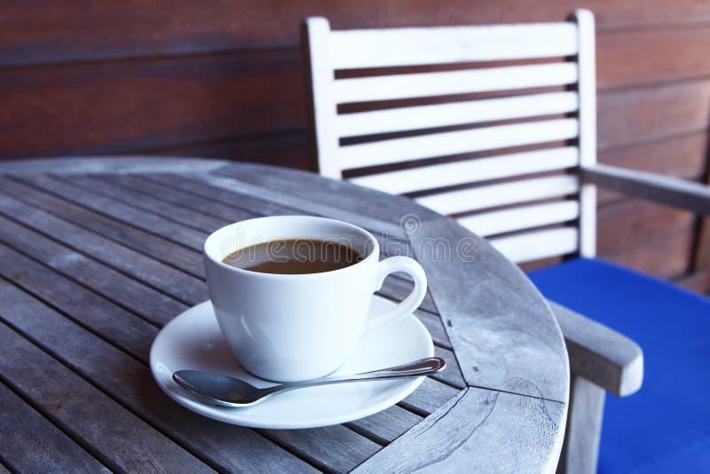 Coloque o café imagens de stock royalty free