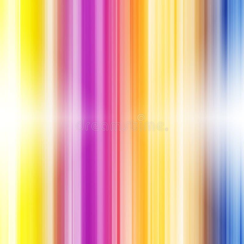 Coloré illustration de vecteur