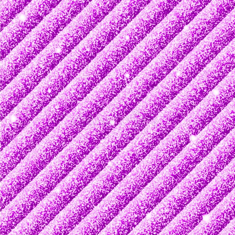 Coloré, scintillant, ombragé et allumé avec le fond d'image d'effet de 3 d et la conception générés par ordinateur de wallapaper illustration de vecteur