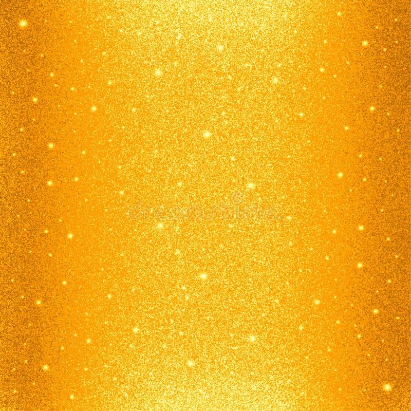 Coloré, scintillant, ombragé et allumé avec le fond d'image d'effet de 3 d et la conception générés par ordinateur de wallapaper illustration stock