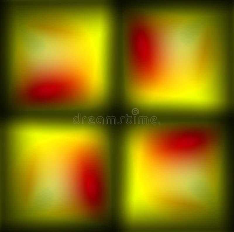 Color 4 Imagen de archivo
