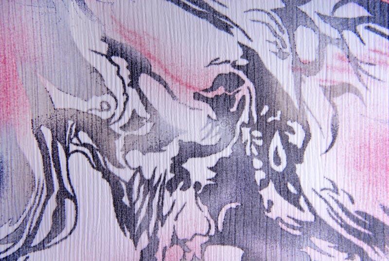 color abstracto de la tela texturizado fotografía de archivo