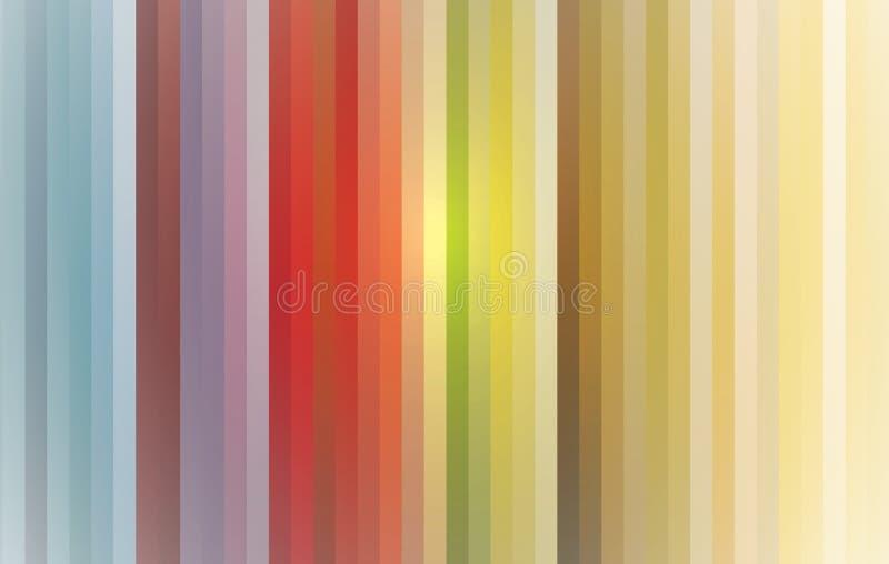 Color Backgroud ilustración del vector