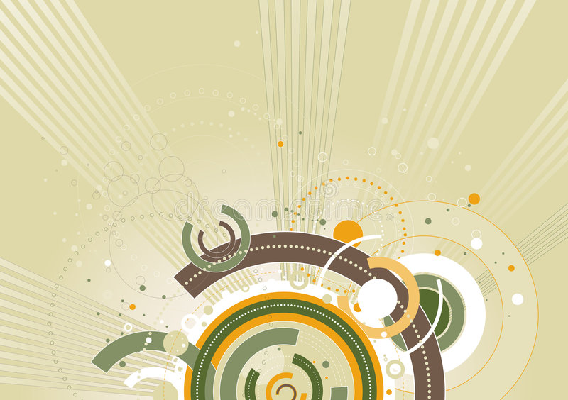 Color background,vector illust royalty free illustration