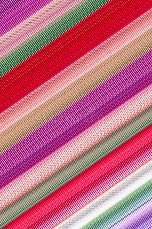 Color bars abstract background texture wallpaper. Plaid Cotton fabric of colorful background and abstract royalty free stock images