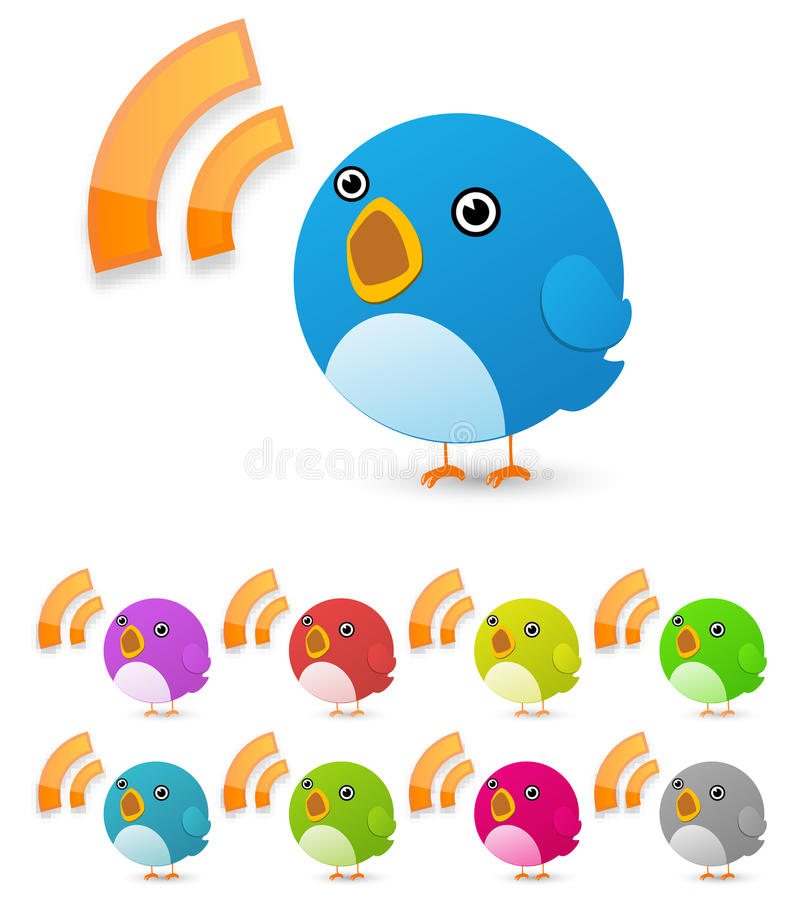 Download Color Bird Royalty Free Stock Photography - Image: 17756997