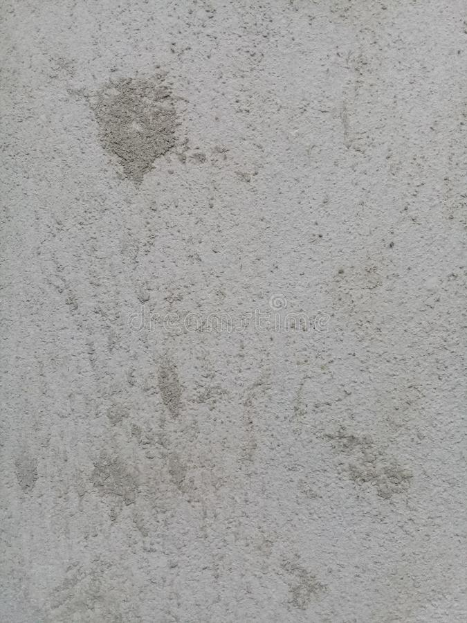 Color blanco y negro de la vieja textura del hiato del cemento fotografía de archivo libre de regalías