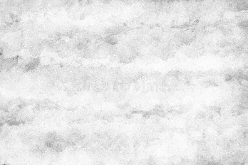 Color blanco y negro granoso del extracto para el fondo, diseño del ejemplo para crear efecto del vintage del grunge fotos de archivo