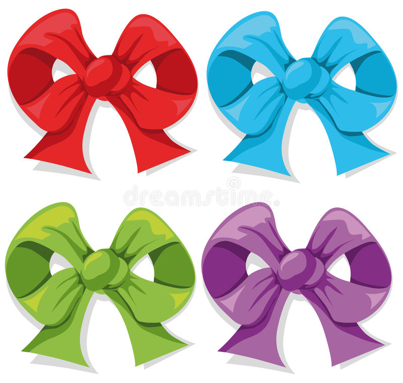 Download Color Bow Royalty Free Stock Photography - Image: 26578097