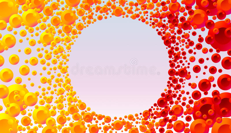 Color Burst Stock Photo