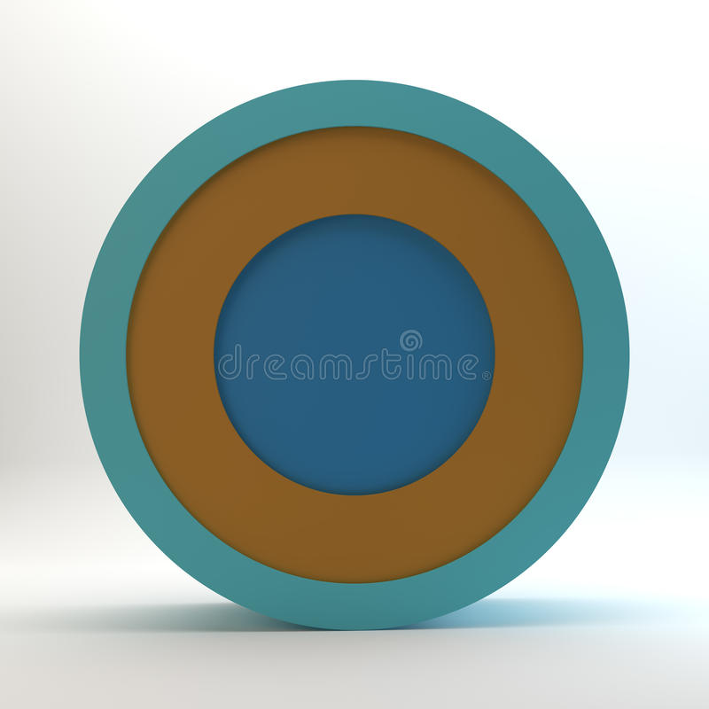 Download Color circle stock illustration. Illustration of design - 39512209