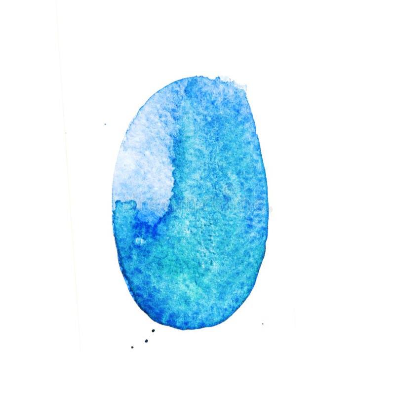 Color de Ester Egg Water stock de ilustración