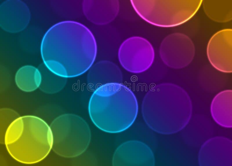 Color de fondo ilustración del vector