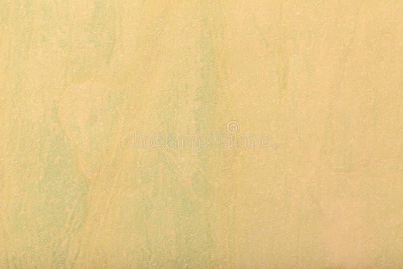 Color de fondo de oro de arte abstracto Pintura multicolora en lona imagen de archivo libre de regalías
