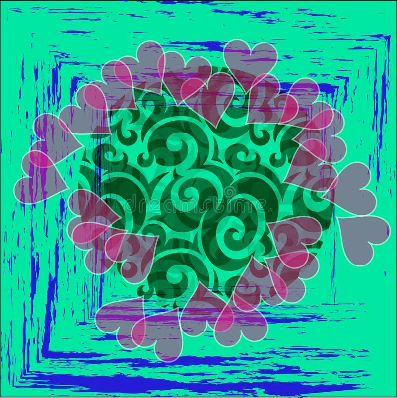 Color De Los Marcos Para Su Diseño Web Ilustración del Vector ...