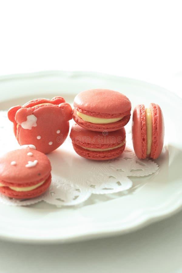 Color de Macarons foto de archivo libre de regalías