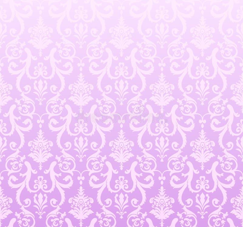 Color de rosa inconsútil del fondo ilustración del vector