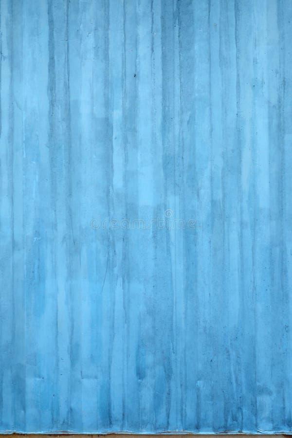 Color del azul del envase de la falta de definición del fondo foto de archivo