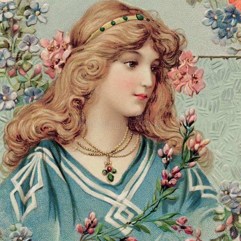 Color del cabello humano, peinado, flor, muchacha