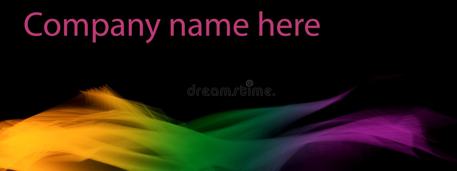 Download Color Dynamic Lines Modern Abstract Stock Illustration - Illustration of banner, communication: 92296139