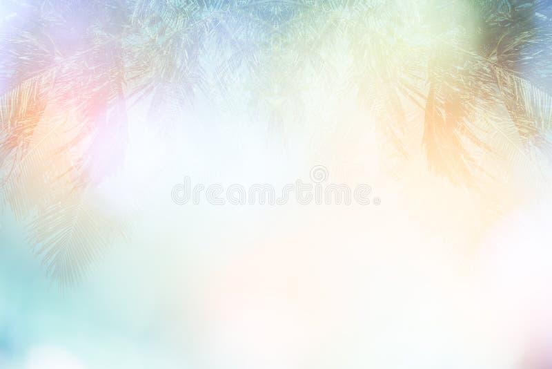 Color en colores pastel hermoso de la falta de definición abstracta imagenes de archivo