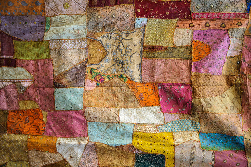 Color Fabric Texture Royalty Free Stock Image