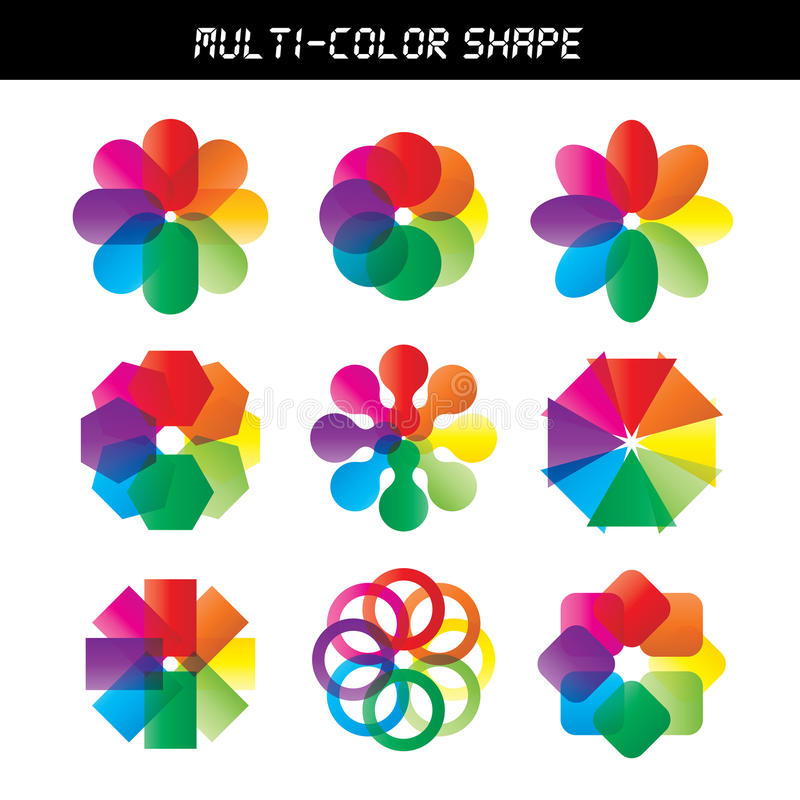Download Color Flower Vector Wheel Stock Illustration Of Fresh