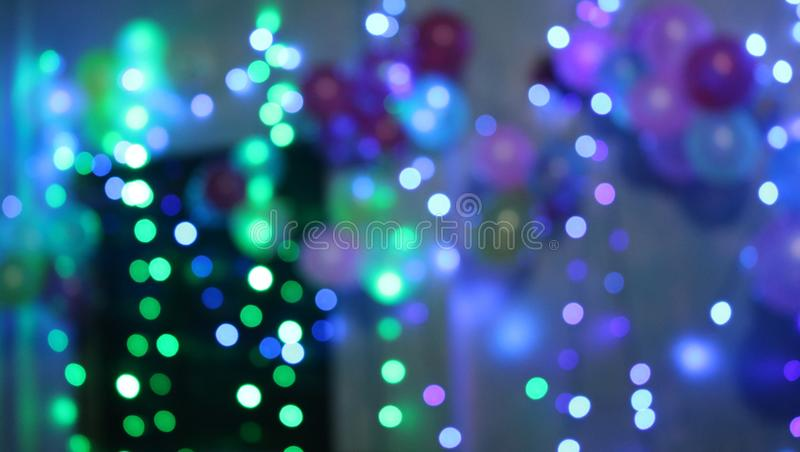 Color full Blur Background of color Light stock images