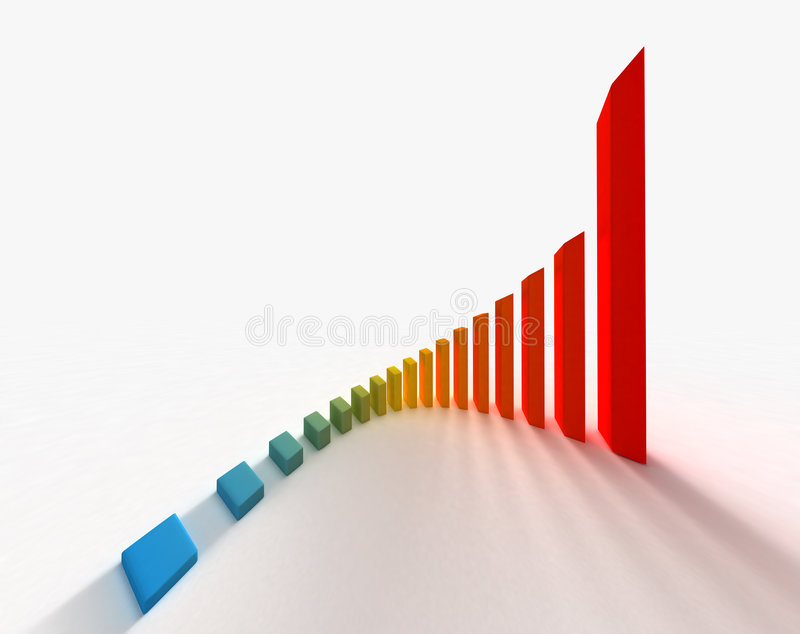 Download Color Graph stock photo. Image of money, business, improvement - 3071120
