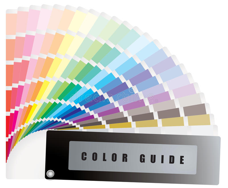 Download Color Guide Stock Photos - Image: 11932983