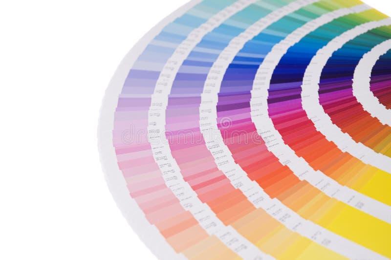 Download Color guide stock image. Image of card, variation, catalog - 20533679