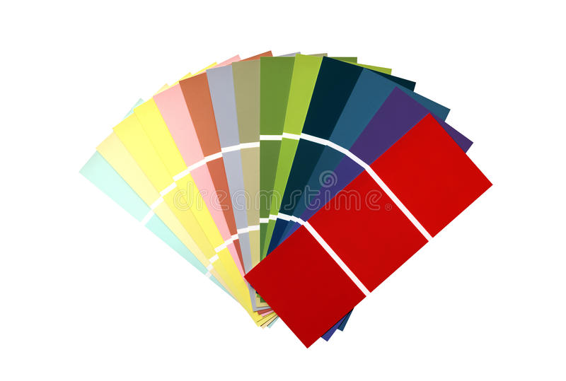 Download Color Guide stock image. Image of painting, yellow, coloring - 26181901