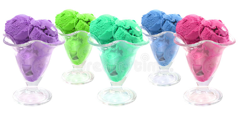 Download Color Ice Cream Cones Stock Images - Image: 10396494