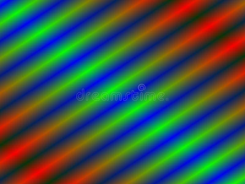 Color Lights vector illustration