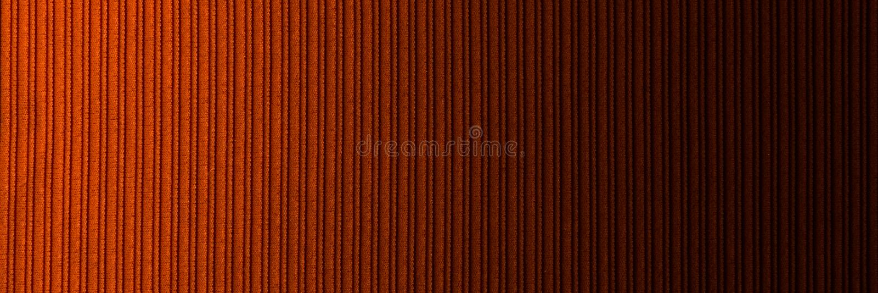 Color naranja marrón de fondo decorativo, textura rayada degradado horizontal. Papel tapiz. Arte. Diseño fotos de archivo