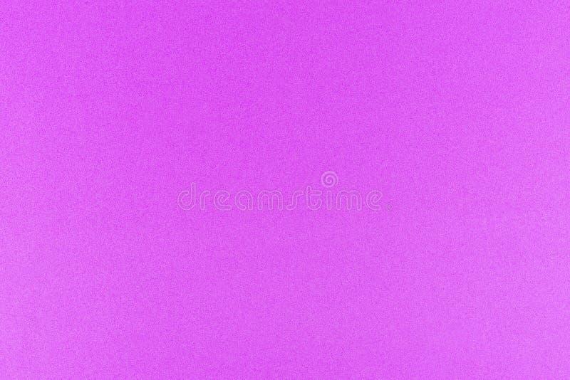 Color púrpura de la pendiente con textura del papel real de la esponja de la espuma para el fondo, el contexto o el diseño fotografía de archivo