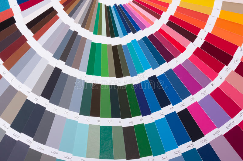 Download Color palette stock photo. Image of catalogues, design - 22233948