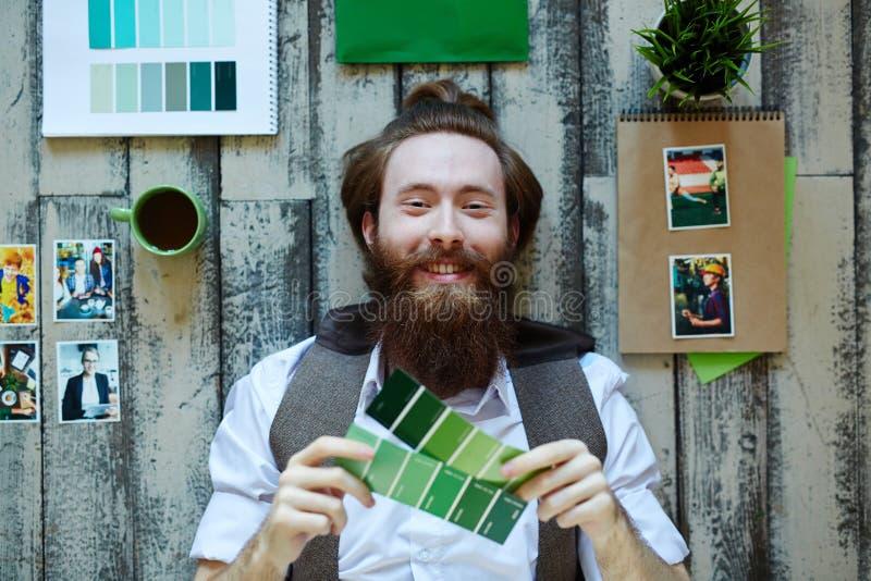 Color para el piso imágenes de archivo libres de regalías