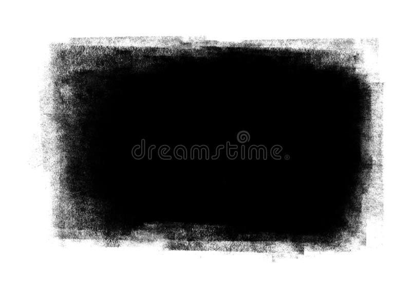 Color patches graphic brush strokes design effect element for ba. Black graphic color patches brush strokes effect background designs element royalty free stock photo