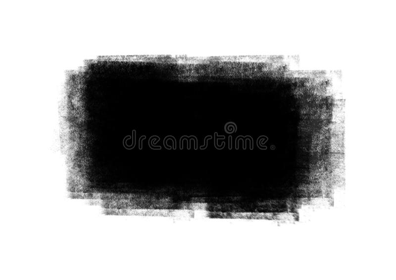 Color patches graphic brush strokes design effect element for ba. Black graphic color patches brush strokes effect background designs element stock photography