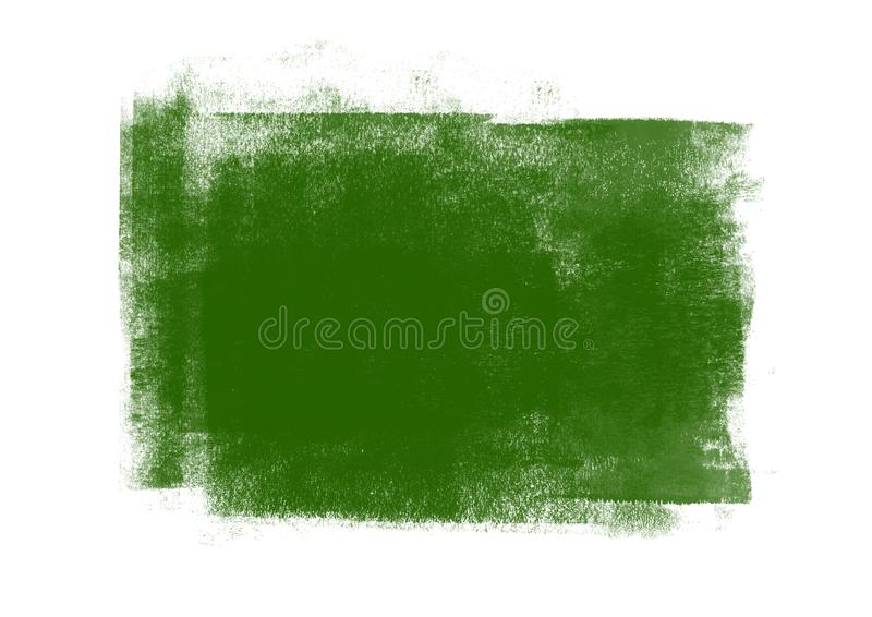 Color patches graphic brush strokes design effect element for background. Green graphic color patches brush strokes effect background designs element stock photos