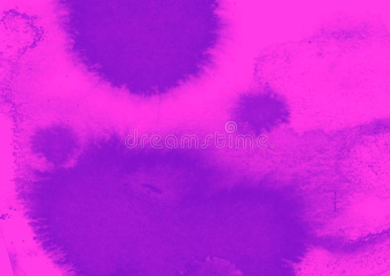 Color patches graphic brush strokes design effect element for background. Purple graphic color background with graphic patches brush strokes effect background royalty free stock photo