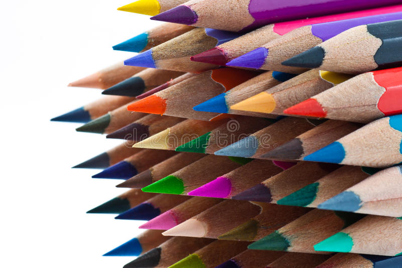 Download Color pencil stock image. Image of abstract, creative - 39506969