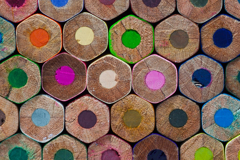Download Color pencil stock photo. Image of macro, artist, pencil - 39506994
